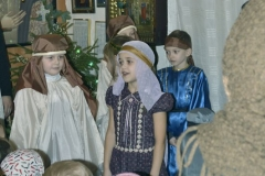 Детский Рождественский праздник воспитанников воскресной школы Александро-Невского храма