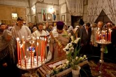 Пасха Господня, Красноармейск, Александро-Невский храм, май 2013 года